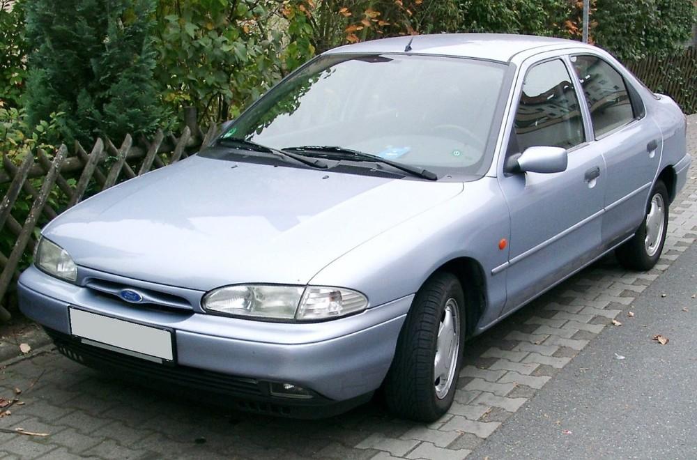 Wie viele PS hat der Ford Mondeo MkI?