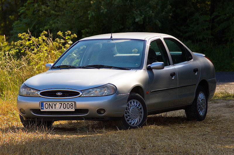 Wie viele PS hat der Ford Mondeo MkII?
